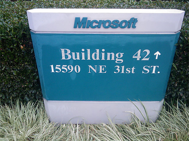 Building 42 - IIS Team's Home