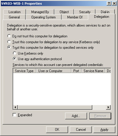 Configuring Active Directory