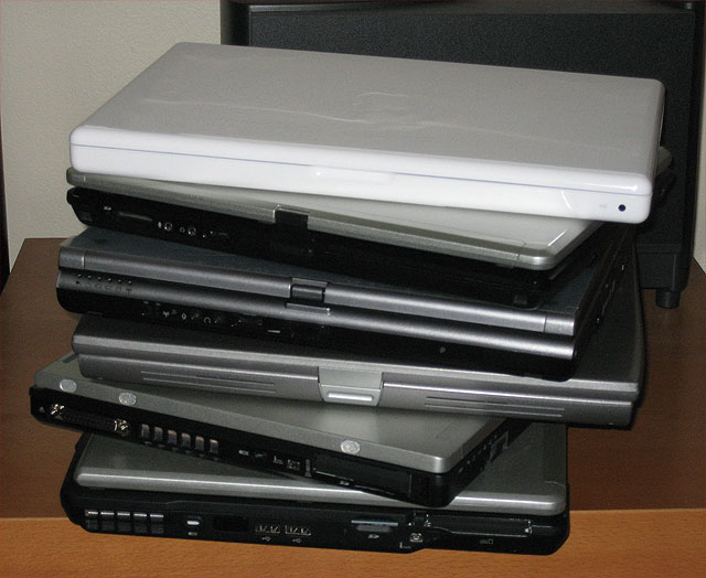 The laptop family