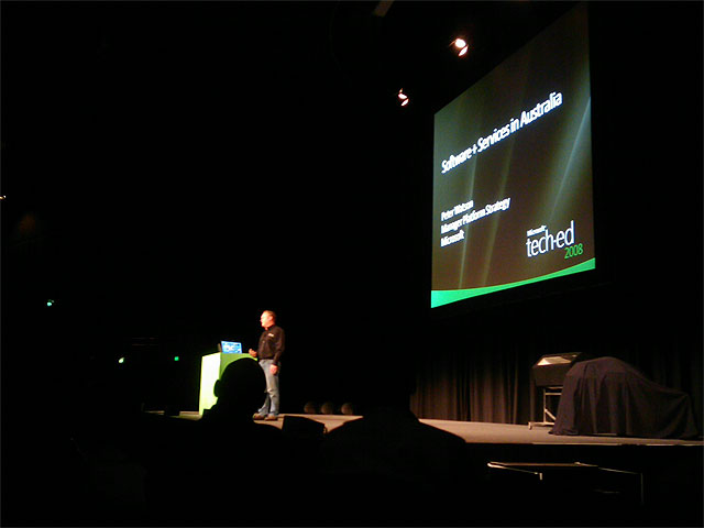 Tech.Ed Australia 2008 - Closing Locknote